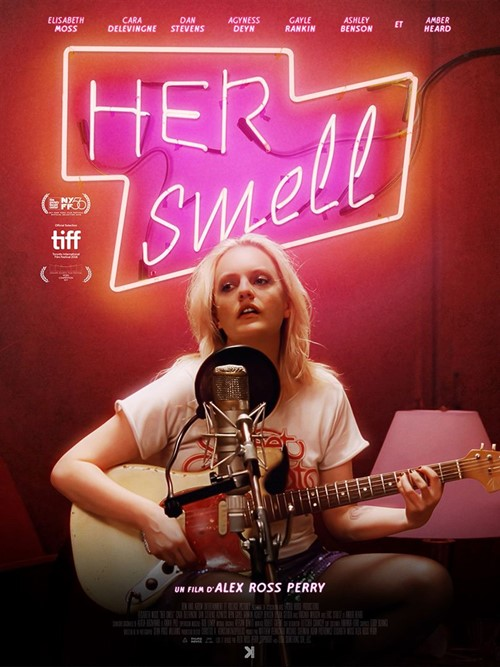 Her smell film affiche