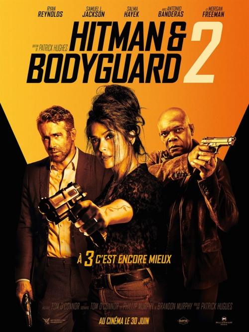 Hitman and Bodyguard 2 film affiche réalisé par Patrick Hughes