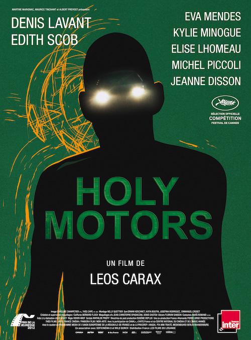 Holy Motors film affiche réalisé par Leos Carax