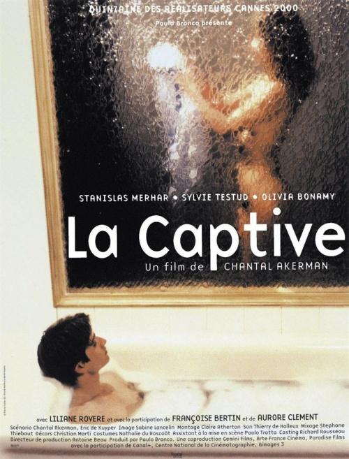 Hommage à Chantal Akerman Forum des images La Captive en ouverture