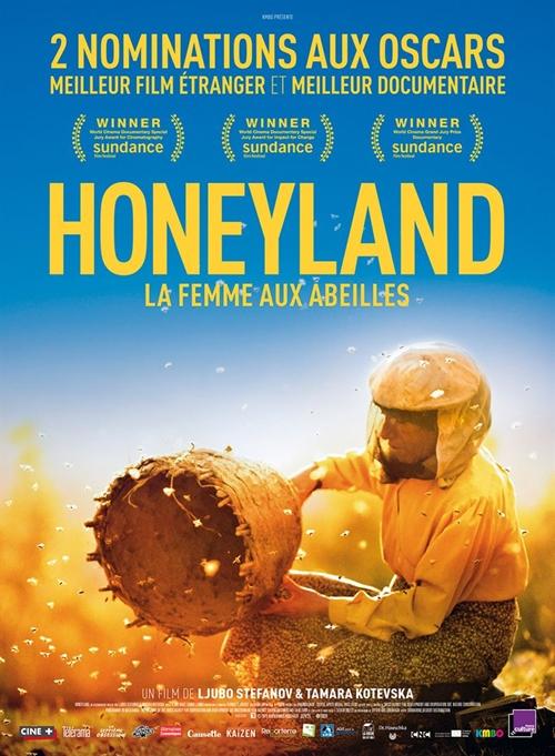Honeyland film documentaire affiche