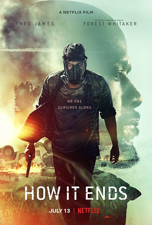 How it ends film affiche