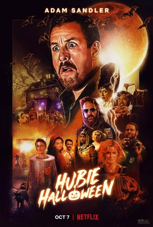 Hubie Halloween film affiche