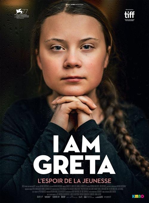 I am Great film documentaire affiche réalisé par athan Grossman