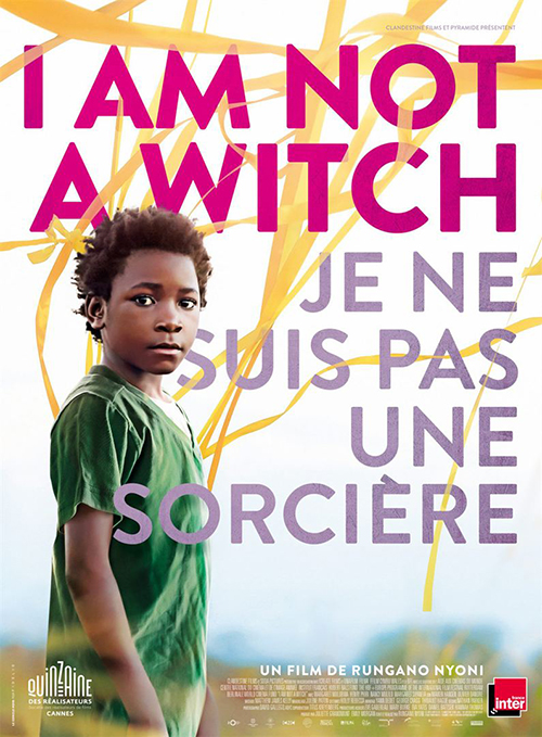 I am not a witch film affiche