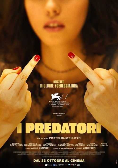 I Predatori The Predators film affiche