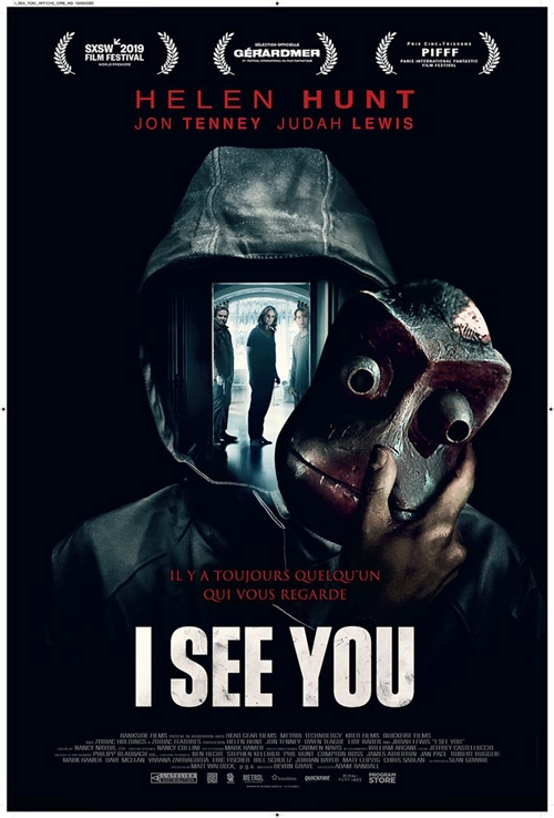 I See You film affiche définitive