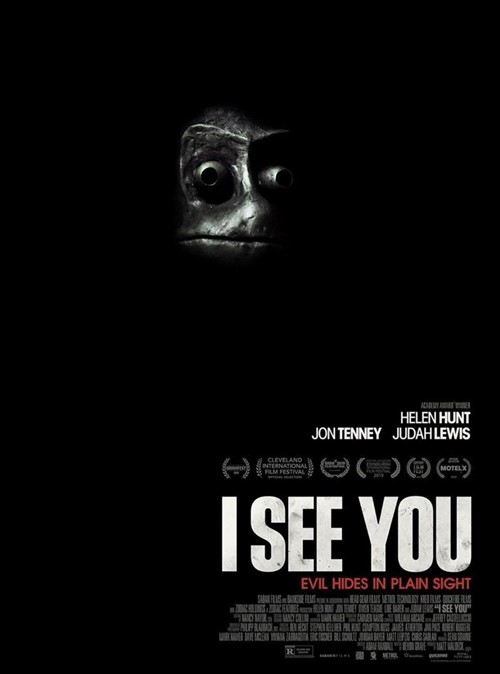 I see you film affiche