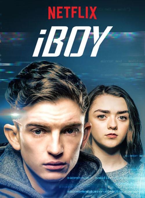 iBoy film affiche