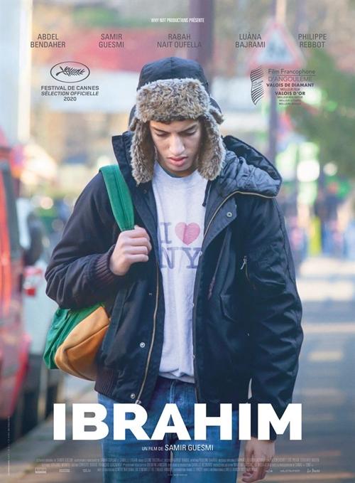 Ibrahim film affiche réalisé par Samir Guesmi