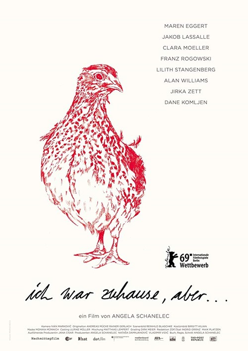 I was at home, but... film affiche