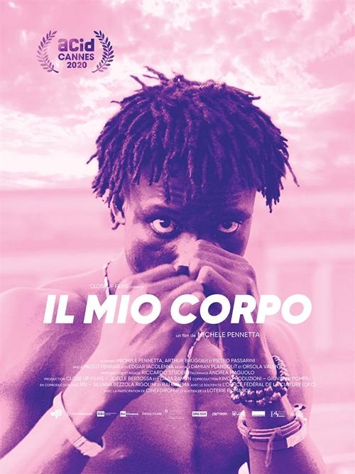 Il Mio Corpo film documentaire affiche