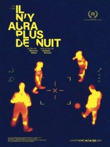 Il n'y aura plus de nuit film documentaire affiche réalisé par Eléonore Weber