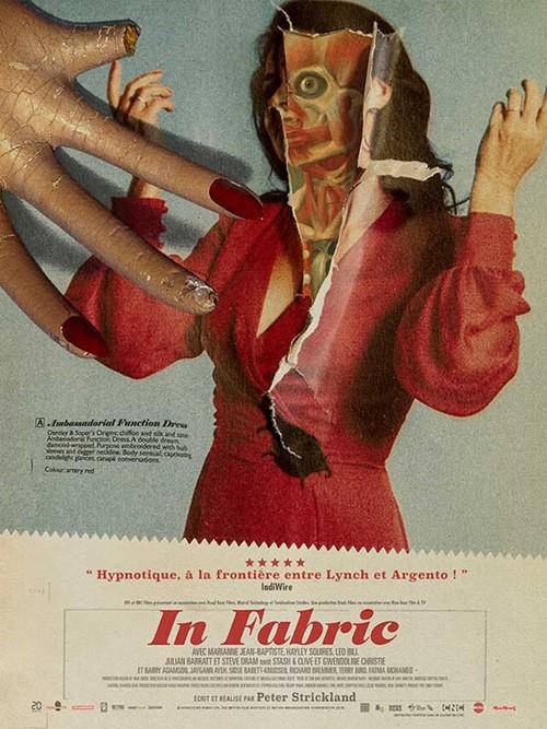 In Fabric film affiche