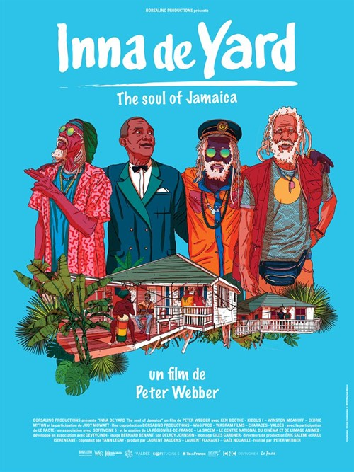 Inna de Yard film documentaire affiche