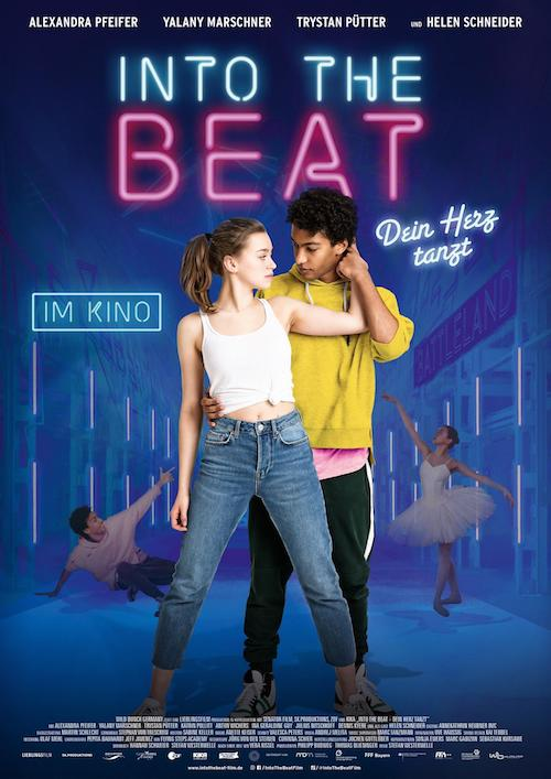 Into the Beat affiche