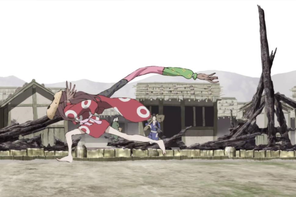Inu-Oh film animation animated movie