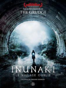 Inunaki, le village oublié film affiche définitive