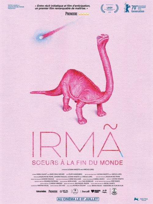 Irmã film affiche réalisé par Vinicius Lopes et Luciana Mazeto