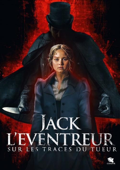 Jack l'Eventreur sur les traces du tueur film affiche réalisé par Sebastian Niemann