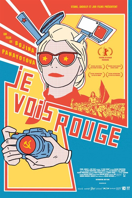 Je vois rouge documentaire affiche
