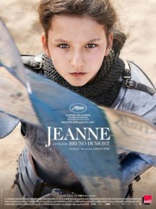 Jeanne film affiche