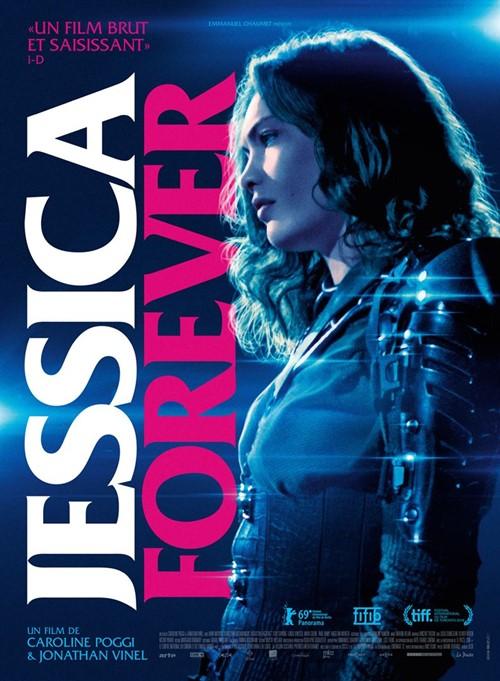 Jessica Forever film affiche