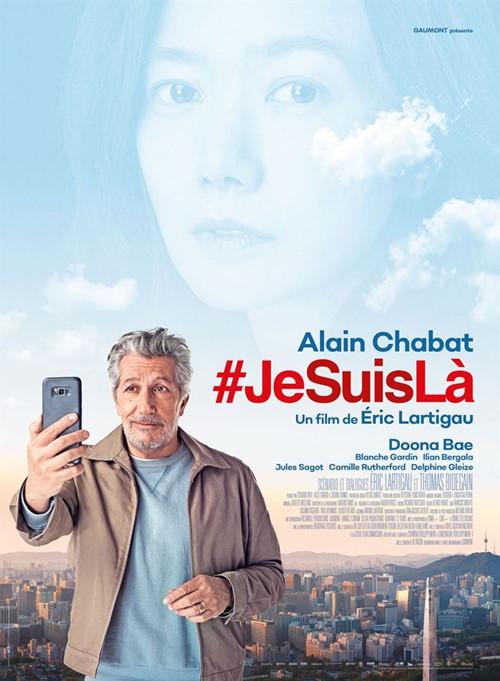 #Jesuisla film affiche