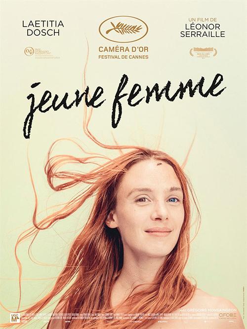 Jeune femme film affiche