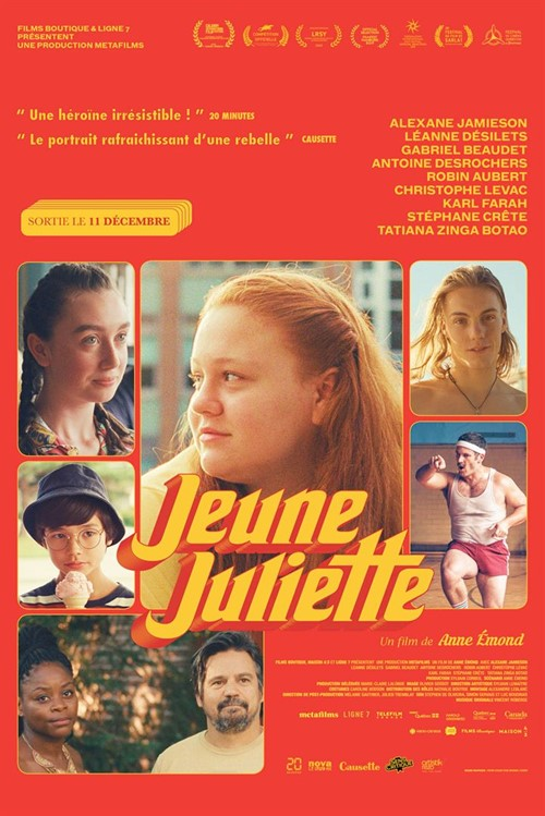 Jeune Juliette film affiche