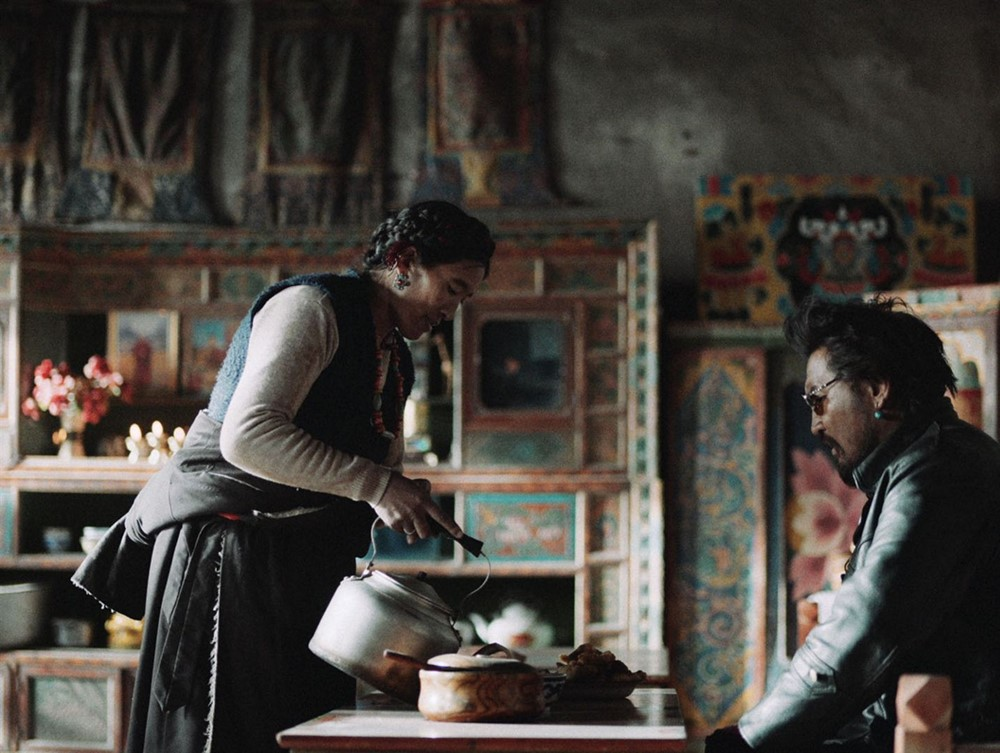 Jinpa Un conte tibétain film image