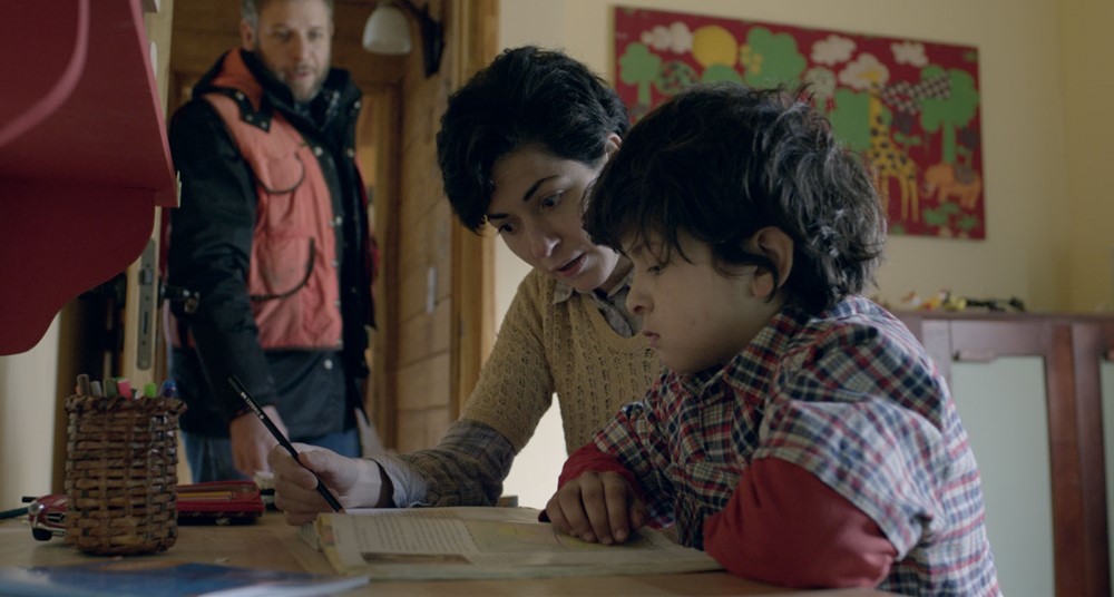 Joel, une enfance en Patagonie film image