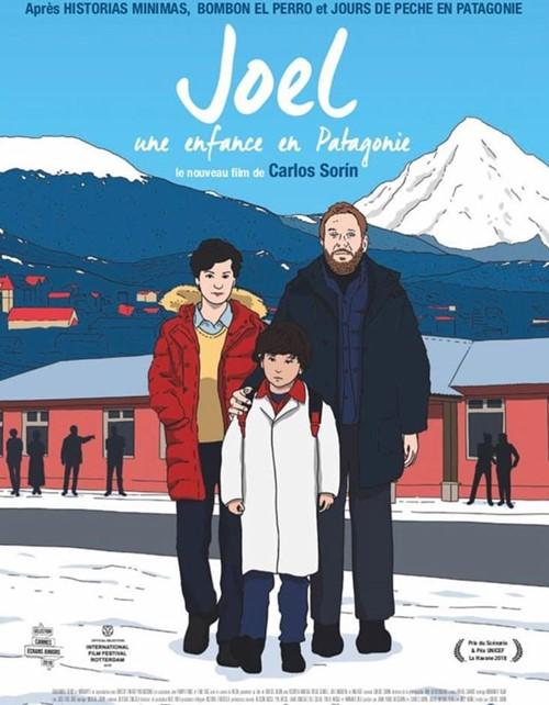Joel, une enfance en Patagonie film affiche