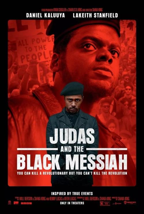 Judas and the black messiah film affiche réalisé par Shaka King