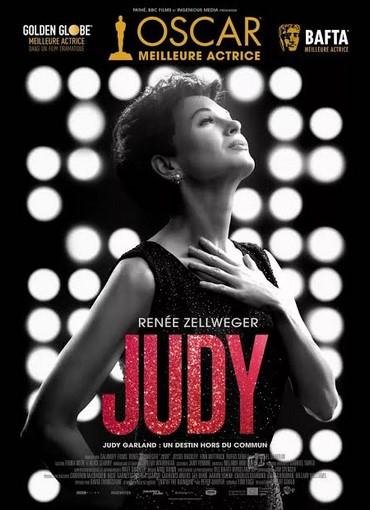 Judy film affiche