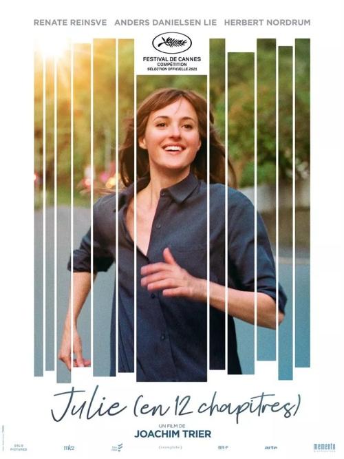 Julie (en 12 chapitres) film affiche réalisé par Joachim Trier