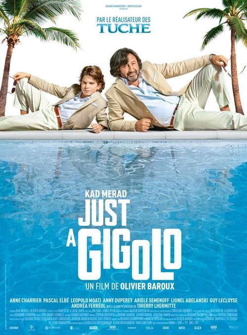 Just a gigolo film affiche