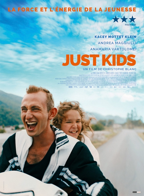 Just Kids film affiche