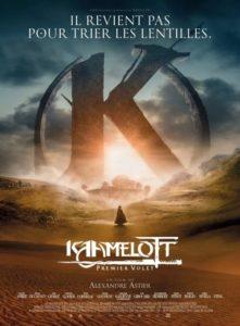 Kaamelott premier volet film affiche réalisé par Alexandre Astier