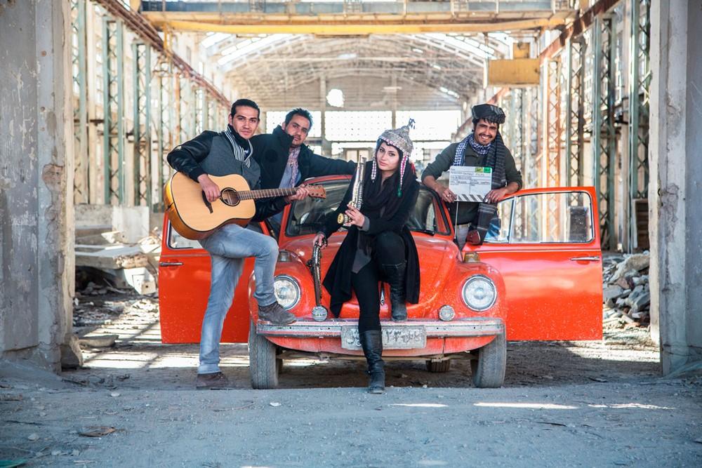 Kabullywood film image