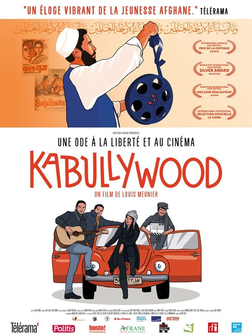 Kabullywood film affiche