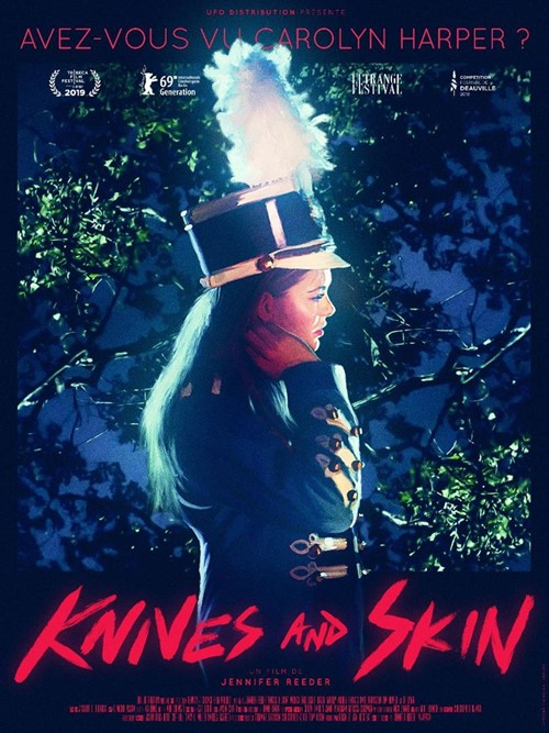 Knives and skin film affiche