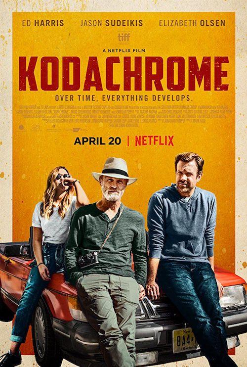Kodachrome affiche