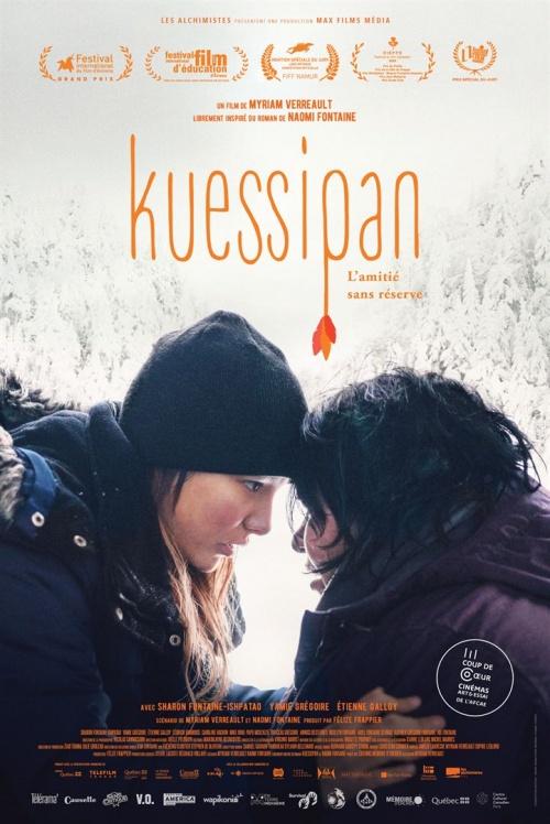 Kuessipan film affiche