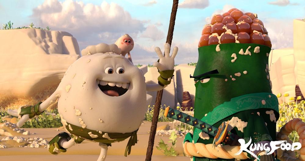 Kung Food film animation image