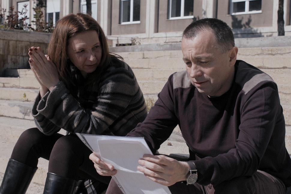 L'affaire Collective film documentaire