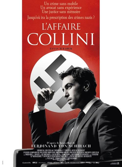 L'affaire Collini film affiche