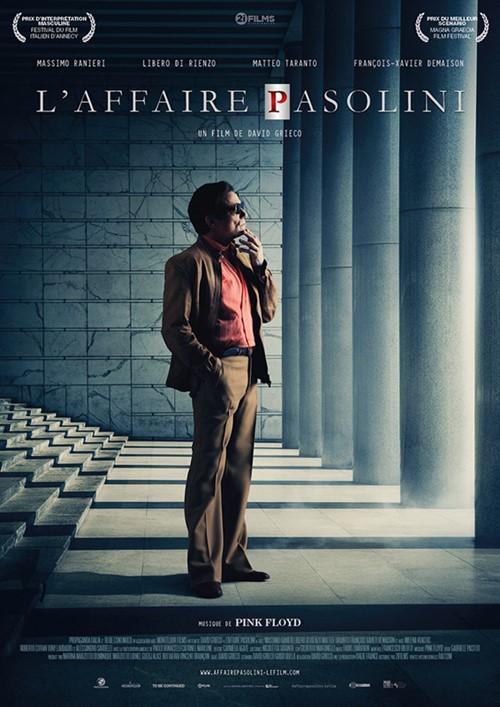 L'affaire Pasolini film affiche