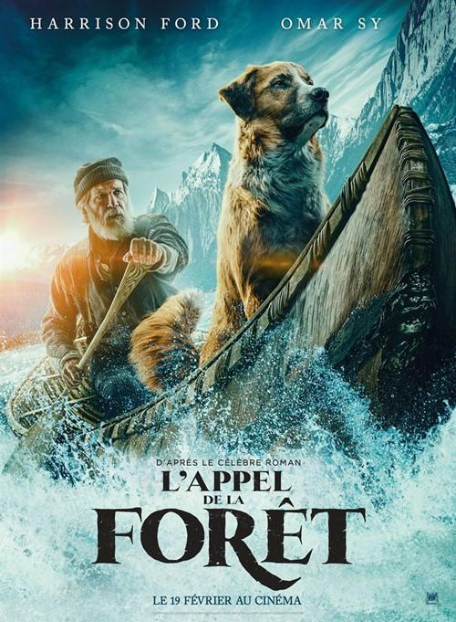 L'appel de la forêt film affiche