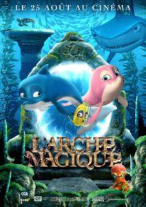 L'arche magique film animation affiche réalisé par Vasiliy Rovenskiy